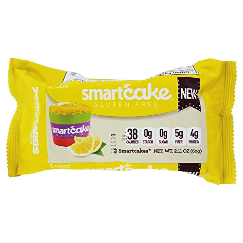 Smart Baking Company - Gluten-Free Smartcakes Lemon - 2.11 oz.