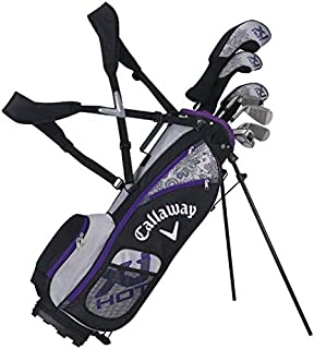 Callaway Girls XJ Hot Junior Kids Golf Club Set
