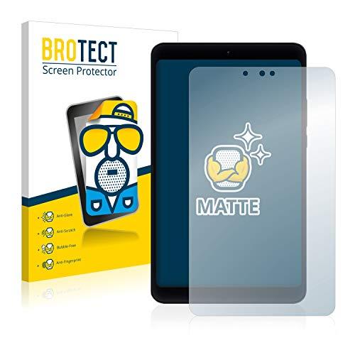 BROTECT 2X Entspiegelungs-Schutzfolie kompatibel mit Xiaomi Mi Pad 4 Bildschirmschutz-Folie Matt, Anti-Reflex, Anti-Fingerprint