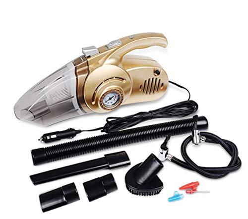 Yhtech Aspiradora de mano portátil de coche de doble uso del aspirador de 4-en-1 Herramientas de cuidado de automóviles