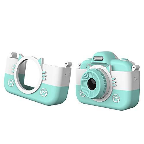 Blankspace Puede tomar fotos de los niños cámara digital de dibujos animados cámara SLR DV portátil juguetes y regalos para niños