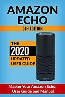Amazon Echo: Master Your Amazon Echo; User Guide and Manual (Updated for 2020! Easy-to-follow Instructions & The 500 Best Echo Easter Eggs included) (B00Y3A9OKA) | Amazon price tracker / tracking, Amazon price history charts, Amazon price watches, Amazon price drop alerts