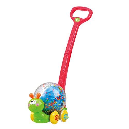 PlayGo 2855 - Schiebe Schnecke, Nachziehspielzeug