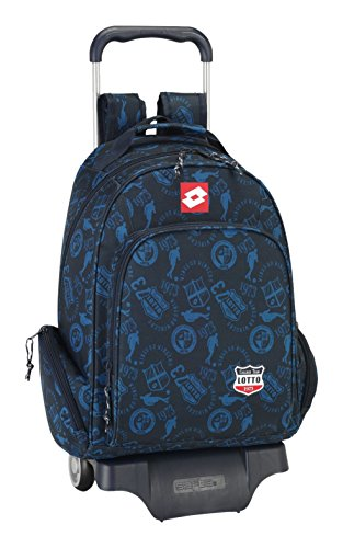 Safta 641606021 Lotto Mochila escolar, 43 cm, Multicolor
