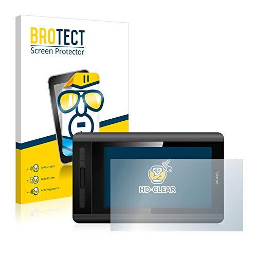 brotect Pellicola Protettiva Compatibile con XP-Pen Artist 12 Pellicola Trasparente Anti-Impronte
