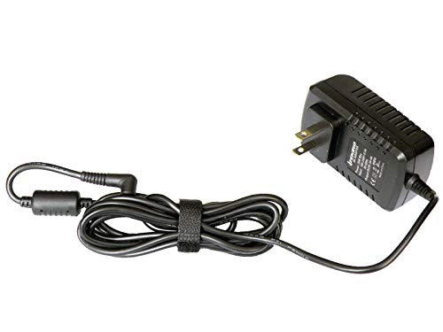 iTEKIRO 6.5 Ft AC Charger for iView i1040QW i1040QW-BK; RCA RCT6973W43 RCT6773W22 RCT6691W3 RCT6272W23 RCT6203W46KB RCT6103W46 RCT6077W2; Proscan PLT9602G PLT9500K PLT8223G PLT7803G PLT7602G PLT7223G