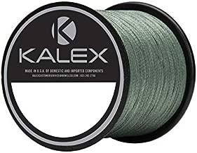 Kalex Kbqs20-Lvg Braid 300 Meter Low Vis Green