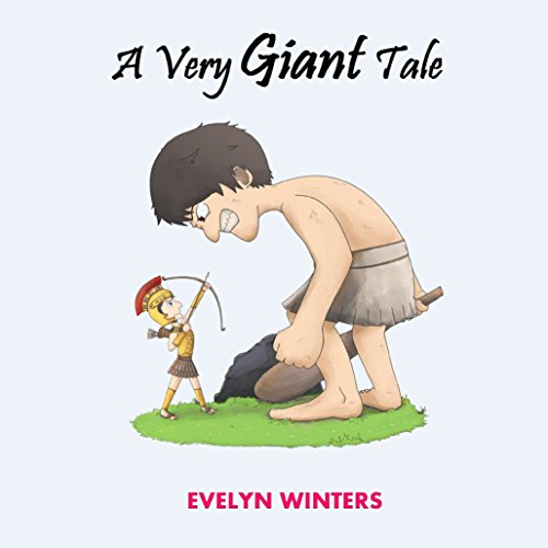 A Very Giant Tale audiobook cover art