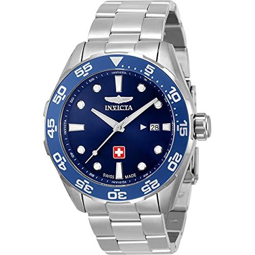 Invicta Pro Diver Reloj de hombre con esfera azul 33455