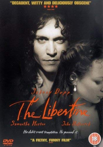 The Libertine [Reino Unido] [DVD]