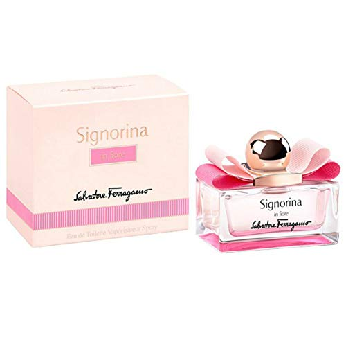 PROFUMO DONNA SALVATORE SIGNORINA IN FIORE 100 ML EDT 3,4 OZ 100ML FEMME WOMAN LADY EAU DE TOILETTE SPRAY
