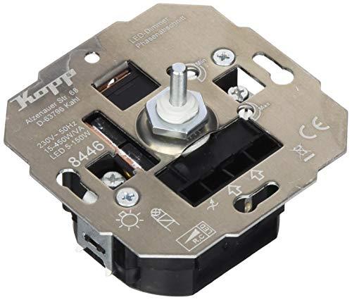 Kopp 844600183 Dimmer, LED DW RC, Sockel
