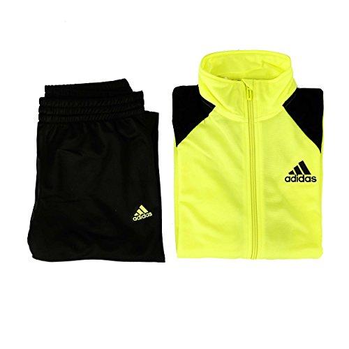 adidas Kinder Entry Trainingsanzug, Kinder, gelb, Size 176