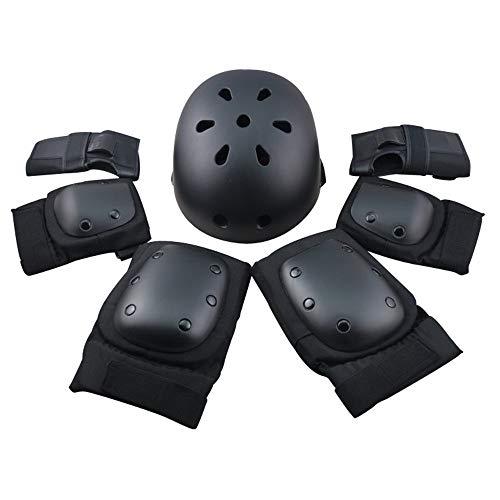 Conjunto de equipo de protección Protección de los niños Gear Set rodilla...