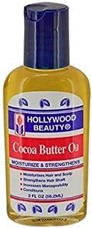 Hollywood Beauty Coco Butter Hair Oil, 2 Oz