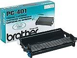 Original Brother PC-401 (PC401) 150 Yield Black Ribbon - Retail