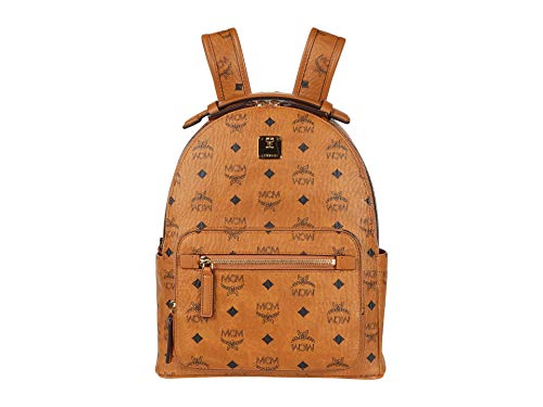 MCM 32 Stark Backpack Cognac One Size