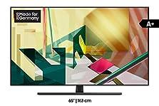 Samsung QLED 4K Q70T 163 cm (65 Zoll) (Quantum Prozessor 4K, Dual LED, Quantum HDR) [Modelljahr 2020]©Amazon