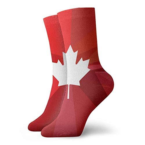 QUEMIN Moda para mujer Divertida Novedad Loca Gloria Canadá! Eh Canada Day...