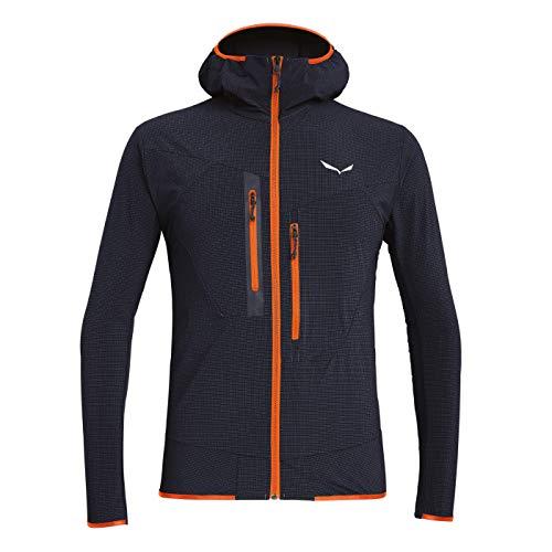 SALEWA Herren Pullover und Sweatshirts PUEZ 2 Dst M Fz Hdy, Premium Navy/4570, 50/L