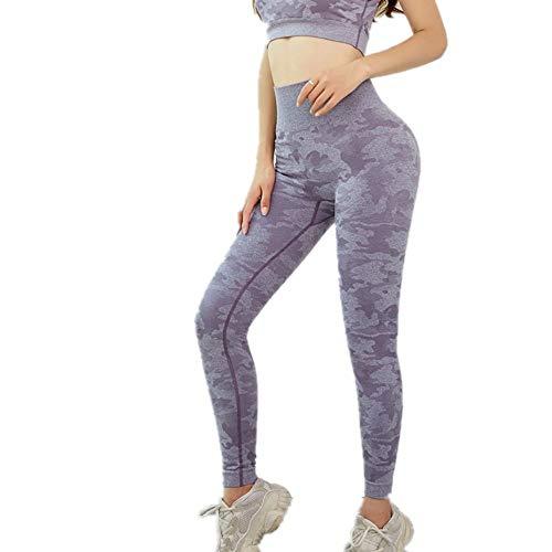 Wens mooie billen camouflage strakke sport lange leggings sportbroek vrouwen hoge taille stretch panty heupen legging sport broek dunne sectie Fitness legging sportbroek