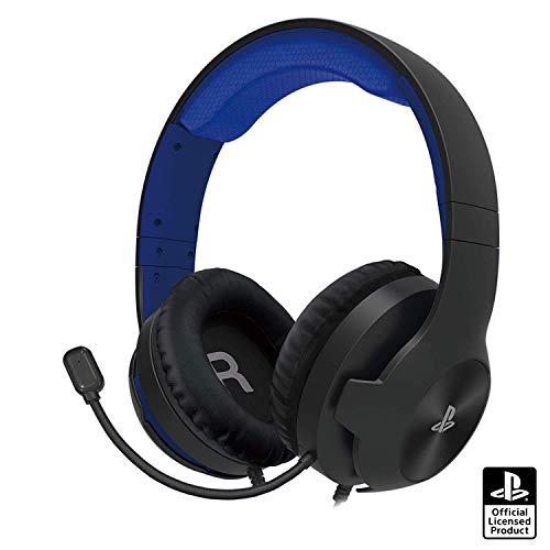 【SONYライセンス商品】ホリゲーミングヘッドセット スタンダード for PlayStation®4 ブルー【PS4対...