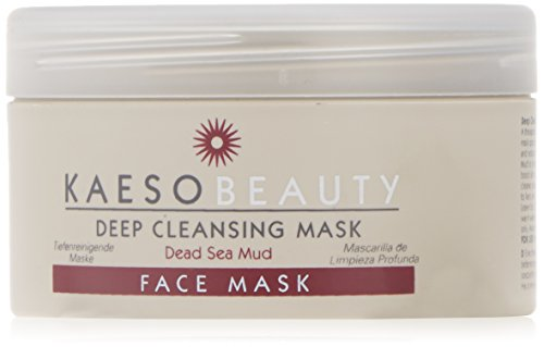 Kaeso Beauty Face Mask Deep Cleansing Mask Dead Sea Mud (245ml)