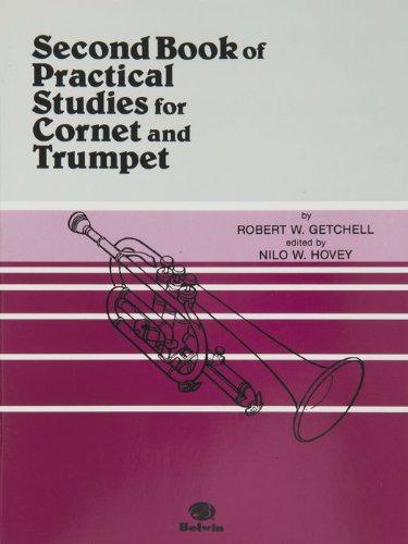 Alfred 00-EL00305 Praktische studies voor Cornet en Trompet- Boek II - Muziekboek