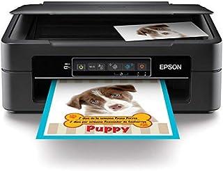 Impressora Multifuncional Jato de Tinta Colorida Wi-Fi Bivolt, Epson Expression Xp241, Preto