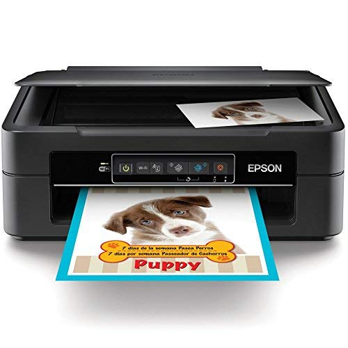 Impressora Multifuncional, Epson, Expression XP241, Jato de Tinta, Wi-Fi