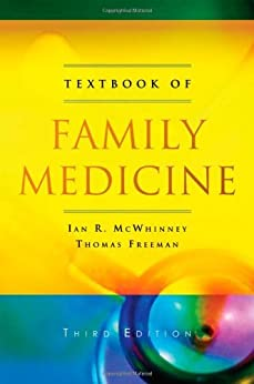 [Ian R McWhinney, Thomas Freeman]のTextbook of Family Medicine (English Edition)
