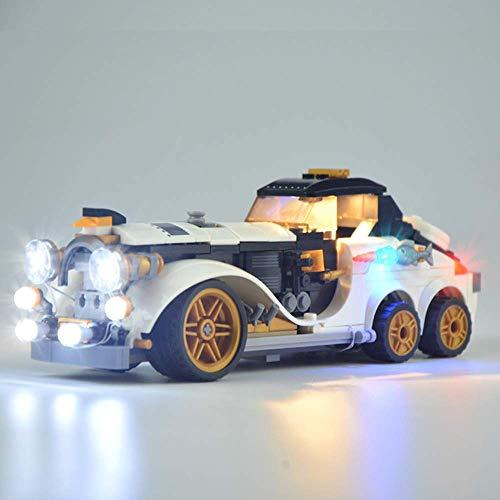 WDLY Kit De Iluminación LED, para (La Película De Batman The Penguin Ártico Roller) Bloques De Construcción De Modelos - LED Light Kit Compatible con Lego 70911 (No Incluido El Modelo)