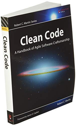 Clean Code: A Handbook of Agile Software Craftsmanship (Robert C. Martin) - 2