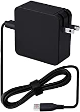 65W 40W AC Wall Plug Charger for Lenovo Yoga 700 700-11ISK 700-14ISK, Yoga 900 900-13ISK 900-13ISK2 Yoga 4 Pro 80MK 80UE 80QD 80QE Laptop with Micro USB Cable Power Supply Adapter Cord