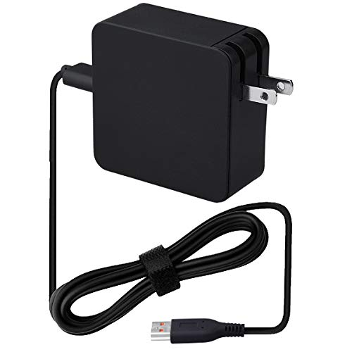 AC Charger Fit for Lenovo Yoga 3 Pro 3-Pro 3-1370 3-1470 3-1170 Pro-1370 1170 1370 1470 80JH 80HE ADL40WCC ADL40WDB ADL40WDA ADL40WLC ADL65WCC Tablet Laptop Power Supply Adapter Cord