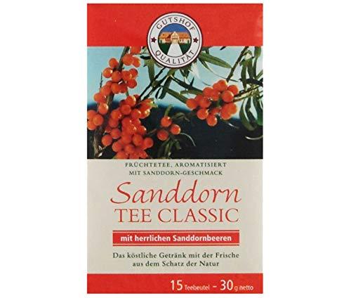 SANDDORN TEE m. Vitamin C Aufg.Btl. 15 St