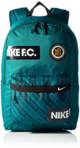 NIKE Unisex's Backpack, Turquoise, One size
