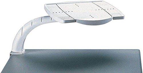 Maul Telefonschwenkarm, Multifunktionsplatte, Grau, 8304282, 1 Stück