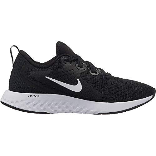 Nike Herren Rebel React (Gs) Laufschuhe, Schwarz (Black/White 001), 38.5 EU