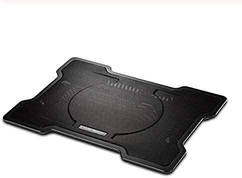 ZUIZUI Slip Ultrafino Portátil Almohadilla de enfriamiento Ajustable 160Mm Ventilador Silencioso para Portátil Soporte de Almohadilla de Refrigeración