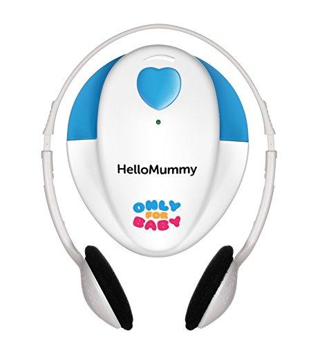Only for Baby Hello Mummy détecteur de fréquence cardiaque fœtale