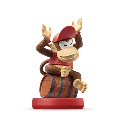 amiibo SuperMario Diddy Kong - 3