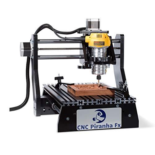 CNC Piranha FX review