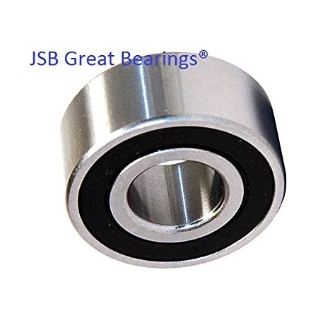 5201 2RS//C3 PRX BL Double Row Angular Contact Ball Bearing 2 Rubber Seals