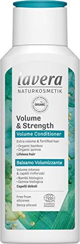 lavera Balsamo Volumizzante • Balsamo • Volumizzante • Cura dei capelli • Cosmetici Naturali • vegan • certificato • 200ml