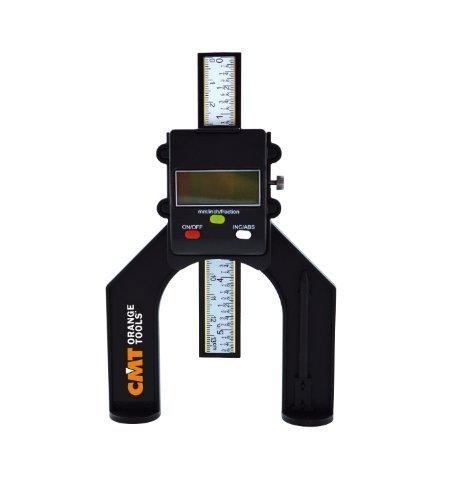 CALIBRO DIGITALE CON ASTA PROFONDITA 0-80mm by CMT Orange Tools