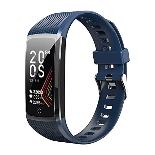 HYDT Deportes al Aire Libre Smart Watch Bluetooth Call Smart Watch Monitoreo del sueño Pedómetro Impermeable Pulsera Inteligente