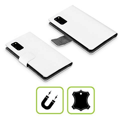 Head Case Designs Offizielle Riza Peker Blumiges Leben Abstrakte Tiere Leder Brieftaschen Handyhülle Hülle Huelle kompatibel mit Samsung Galaxy Note9 / Note 9