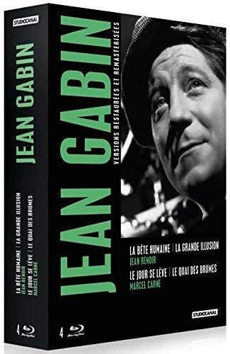 Jean Gabin Collection - 4-Disc Set ( La grande illusion / Le Jour Se Leve / Le quai des brumes ) (Blu-Ray)