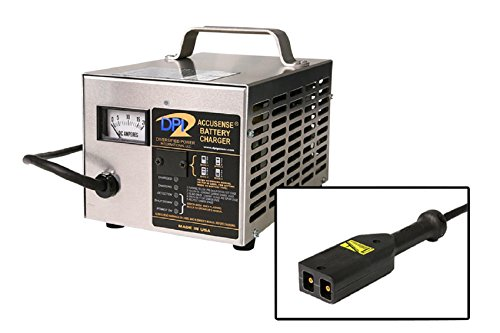 DPI Gen III 36 Volt Golf Cart Charger for Ezgo D with Relay